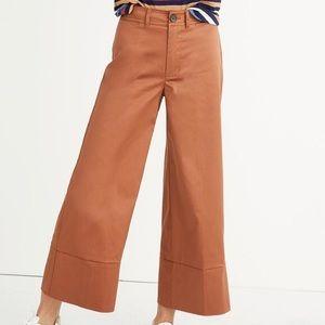 Beautiful Madwell Langford cropped pants. Size 26.